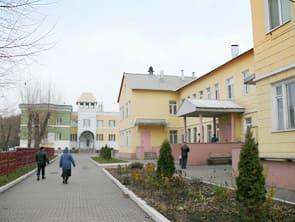 Восстановительная больница в светлояровке